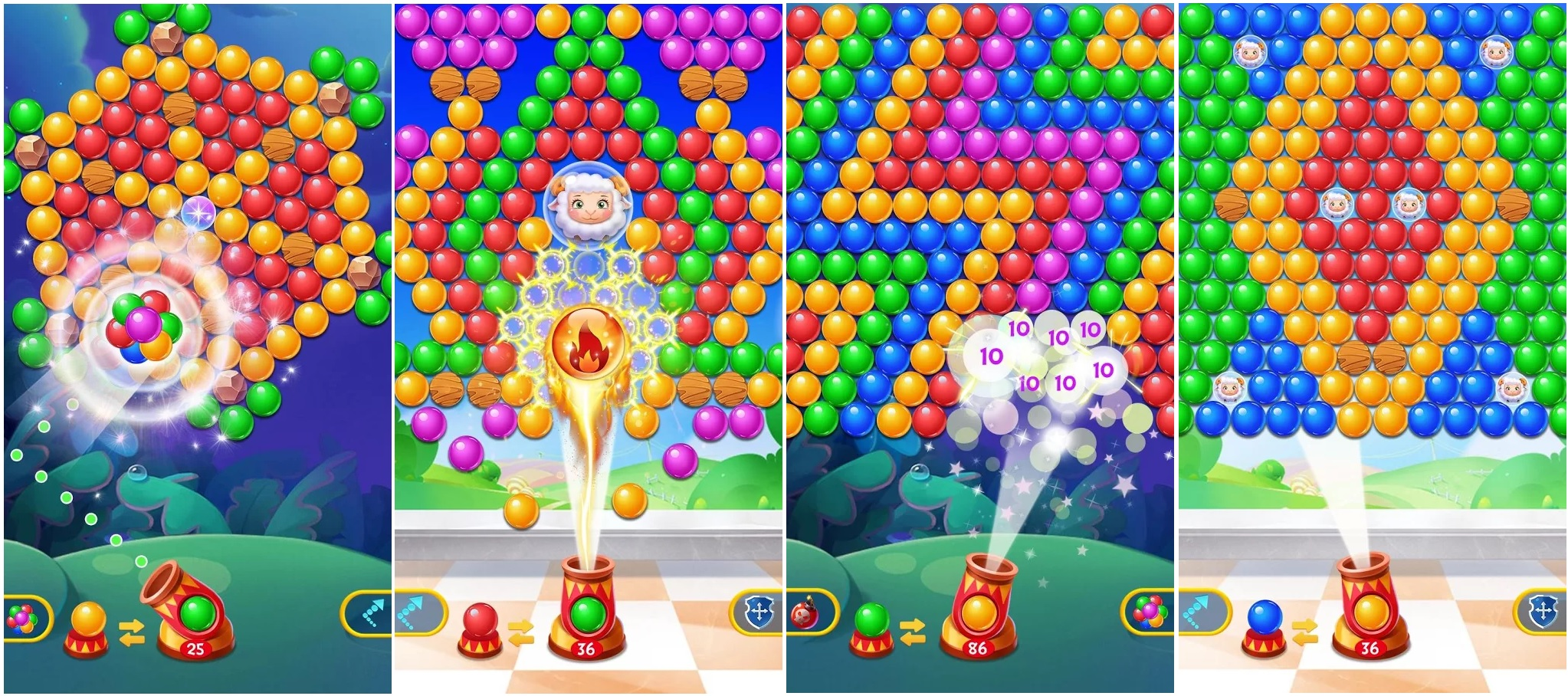 Bubble Games Have Lots Of Fun With New Bubble Shooter Game Bubble Games