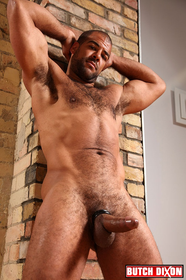 big black muscle prison men