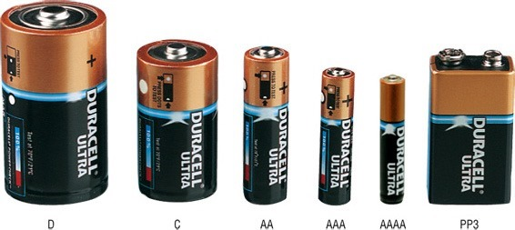When Is The Last Time You Saw A C Battery - Batterie C