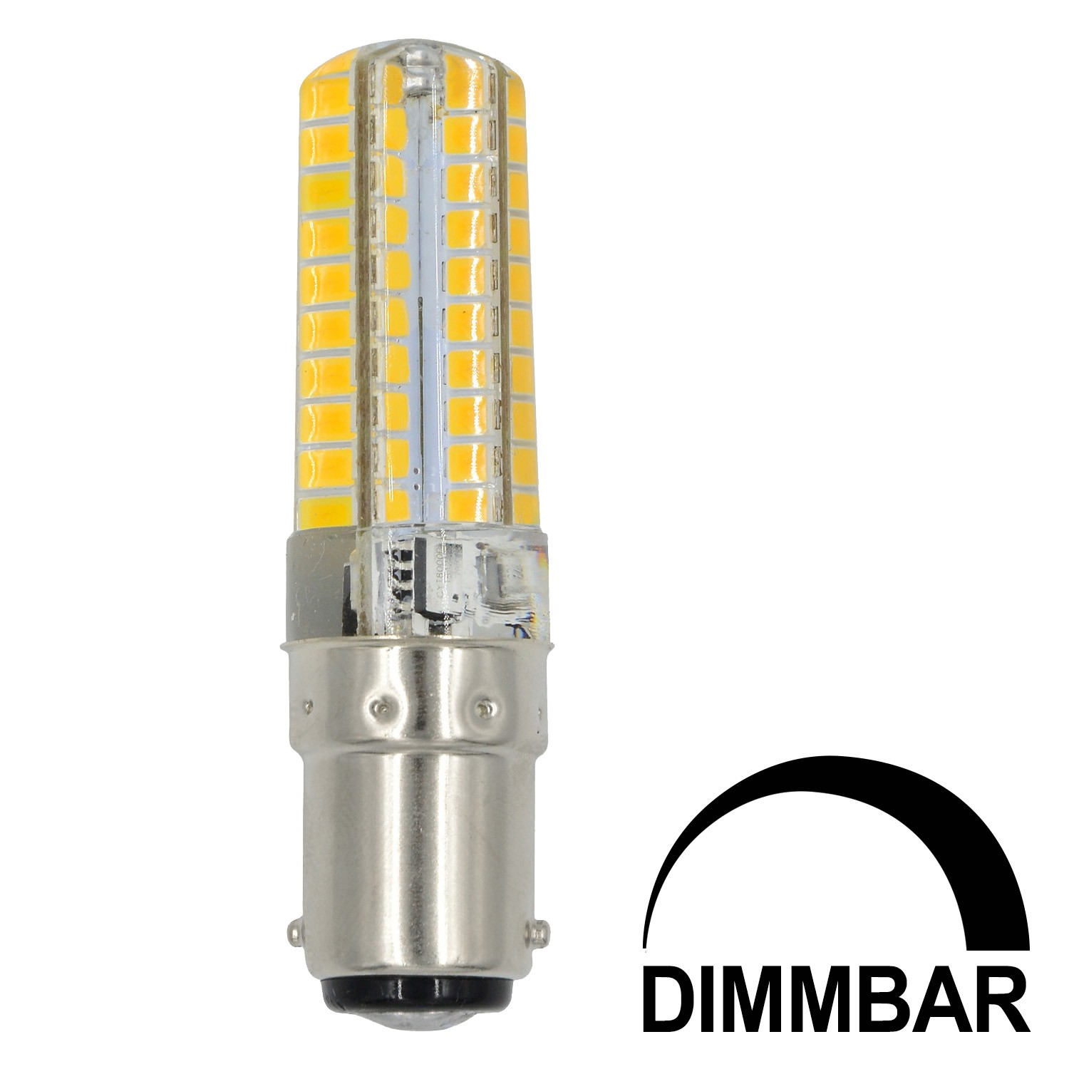 Led R7s Dimmbar Mengsled – Mengs® B15d 7w Led Dimmable Light 80x 2835 Smd Led Bulb Lamp In Warm White/cool White Energy-saving Light