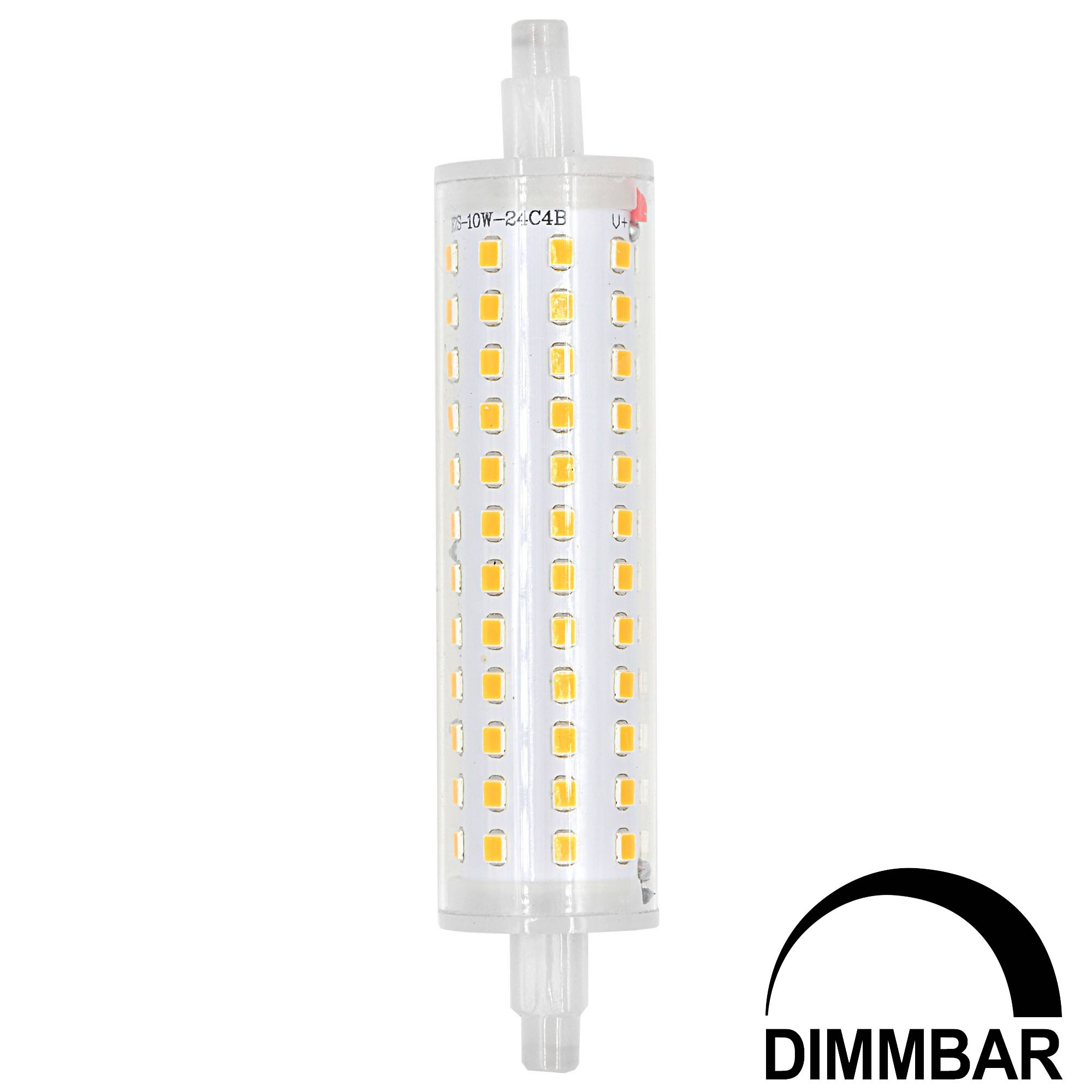 Led R7s Dimmbar Mengsled – Mengs® R7s 10w Led Dimmable Flood Light 96x 2835 Smd Led Bulb Lamp Ac 220-240v In Warm White Energy-saving Light