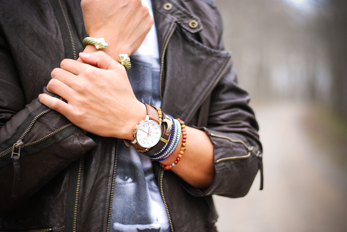 Cool Mens Bracelets To Wear With A Watch Men Health