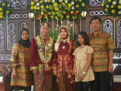 Foto Resepsi Pernikahan