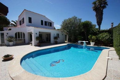 Beautiful brand new villa