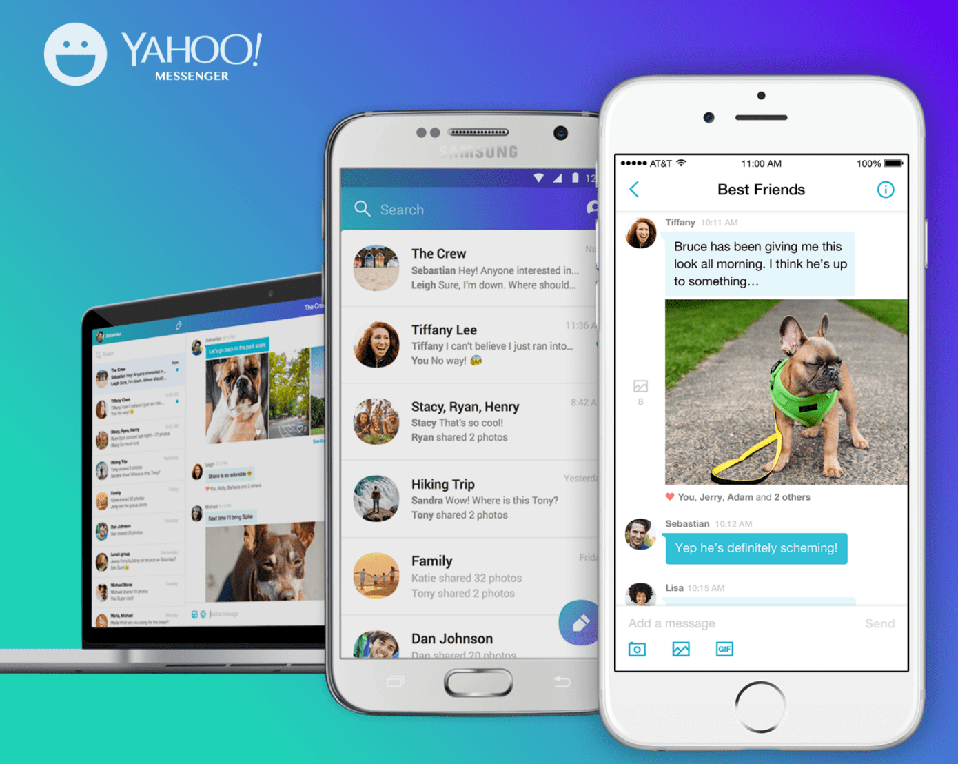 Messenger Hotmail Yahoo Messenger Will Shut Down On 17 In July Less Wires