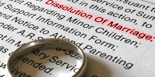 Filing A Response After Being Served Divorce Papers