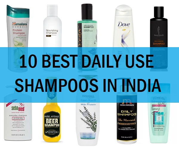 10 Best Everyday Daily Use Shampoos for Men with Reviews Available