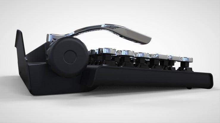 Hands On Review Qwerkywriter Keyboard Men S Gear