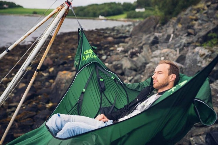 Camping Chair Amok Draumr 3.0 Hammock | Men's Gear