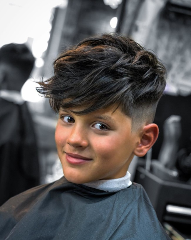 Coiffure Garcon Photo Top 100 Hairstyles For Boys
