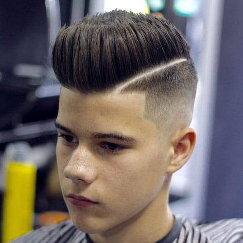 Guy Haircuts For Thick Curly Hair 21 Best Young Men 39;s Haircuts Hairstyles 2020 Guide