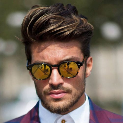 Images Of Short Haircuts Over 50 25 Best Layered Haircuts For Men Short Long Layered
