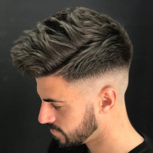 Boy Cut Hairstyles For Curly Hair Top 25 Edgy Men's Haircuts 2020 Guide