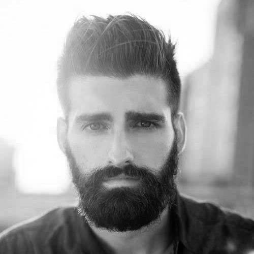 Medium Style Mens Haircuts 30 Best Hairstyles For Men With Thick Hair 2020 Guide