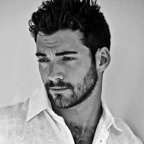 Guy Haircuts For Thick Curly Hair 27 Sexy Hairstyles For Men 2020 Update