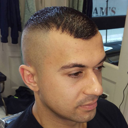 Hairstyles For Hair Growing Out Top 20 Marine Haircuts For Men Men 39;s Hairstyles
