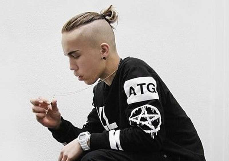 Short Stylish Haircuts 29 Man Bun Undercut Ideas To Get More Inspiration
