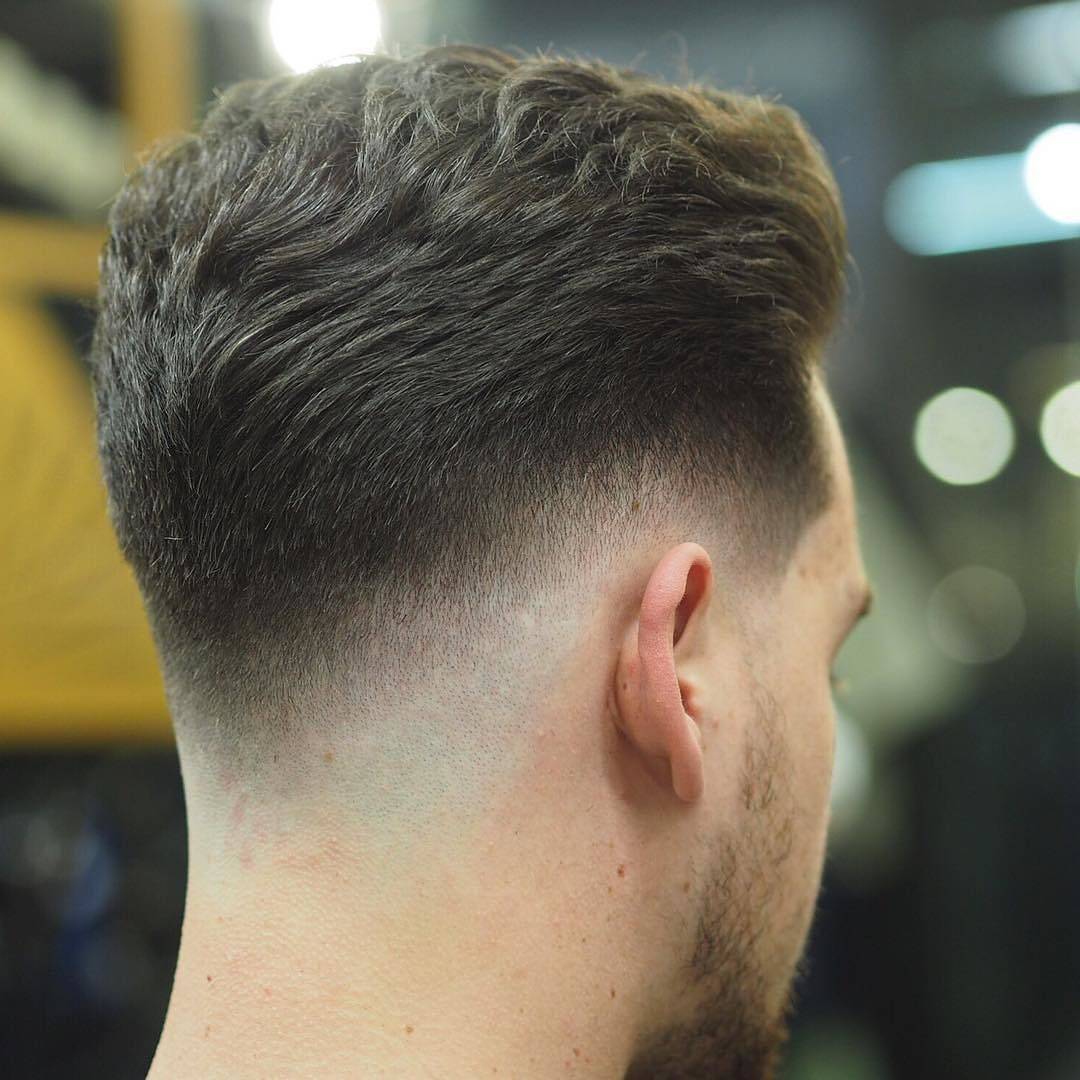 Sidecut Mann 27 Fade Haircuts For Men