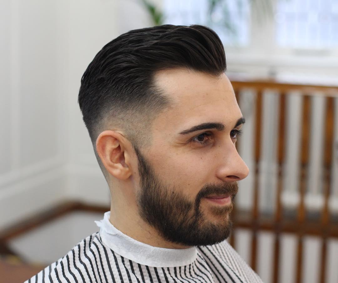 Pomade Frisuren Männer Best Men 39s Haircuts 43 Hairstyles For A Receding Hairline