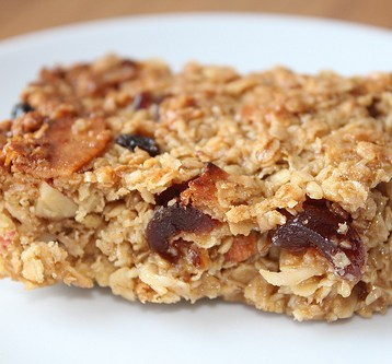 5 homemade marathon snacks