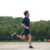 good running form