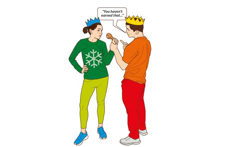 Running At Christmas: Dos And Don'ts – Men's Running UK