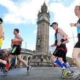 Enter the Deep RiverRock Belfast City Marathon