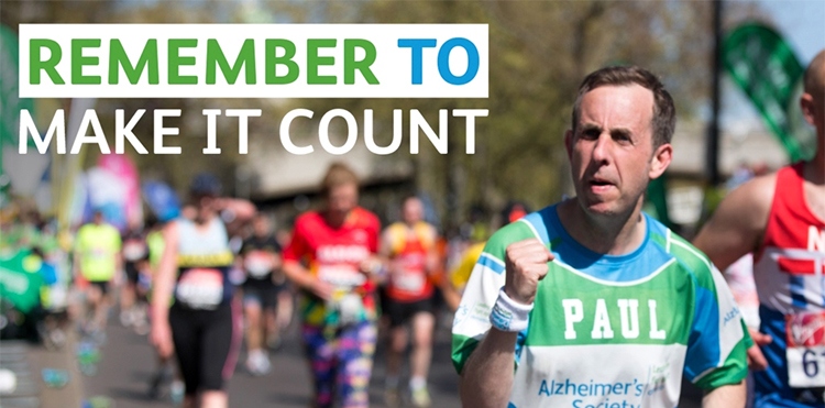 Make your place count with Alzheimer's Society
