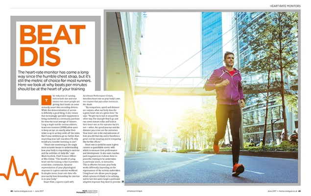 men's running june issue