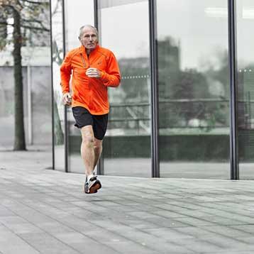 Big Marathon Challenge: Advice To Older Runners