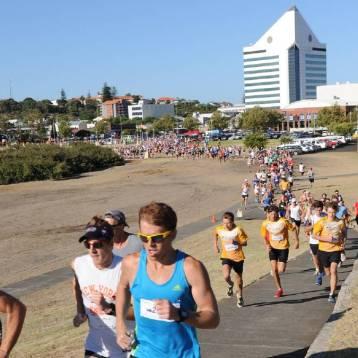 Bunbury Half Marathon Race Report