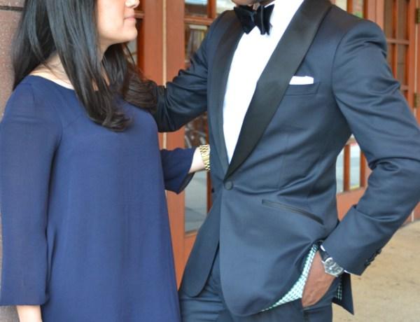 Enzo Custom Midnight Blue Tuxedo via Men's Style Pro