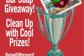 Old Spice x Men's Style Pro #SmellItForward Giveaway