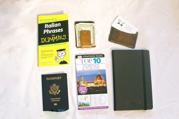 Bally Weekend Carry-On Items