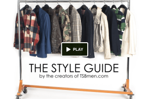 Style News: TSBmen Is Launching The Style Guide 2.0