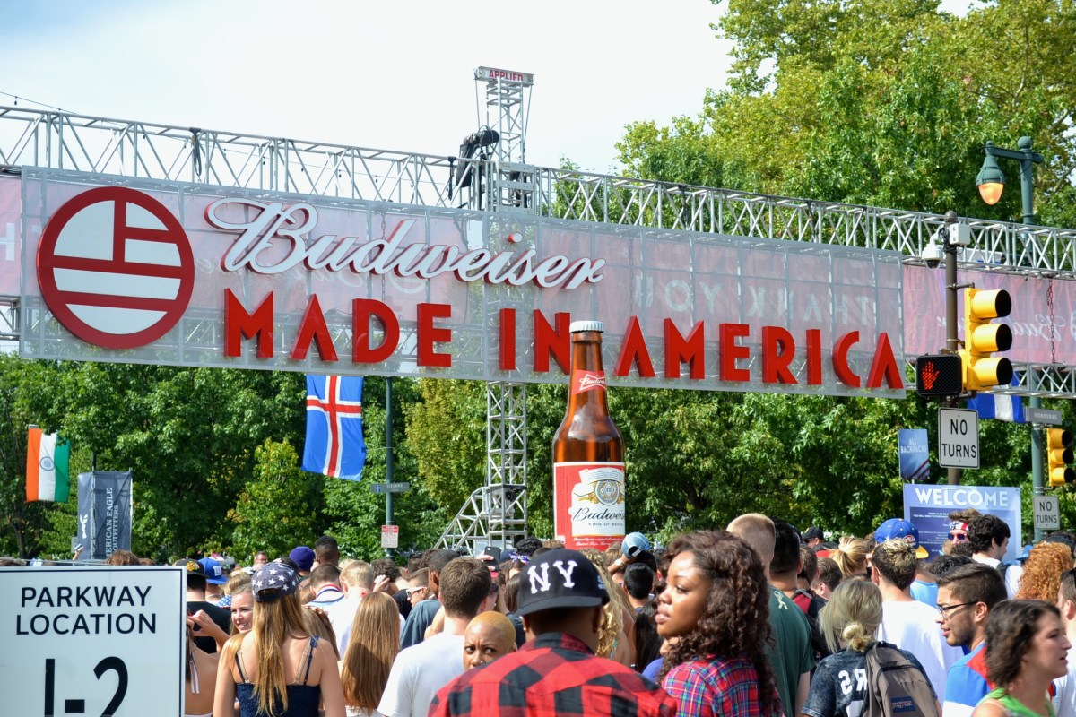 Street Style | Budweiser Made In America Festival Philly Day 1