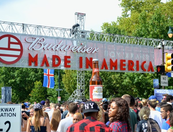 Made In America Philly 2014