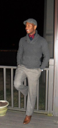 The Shawl Collar Sweater | Men's Style Pro | Men's Style ...