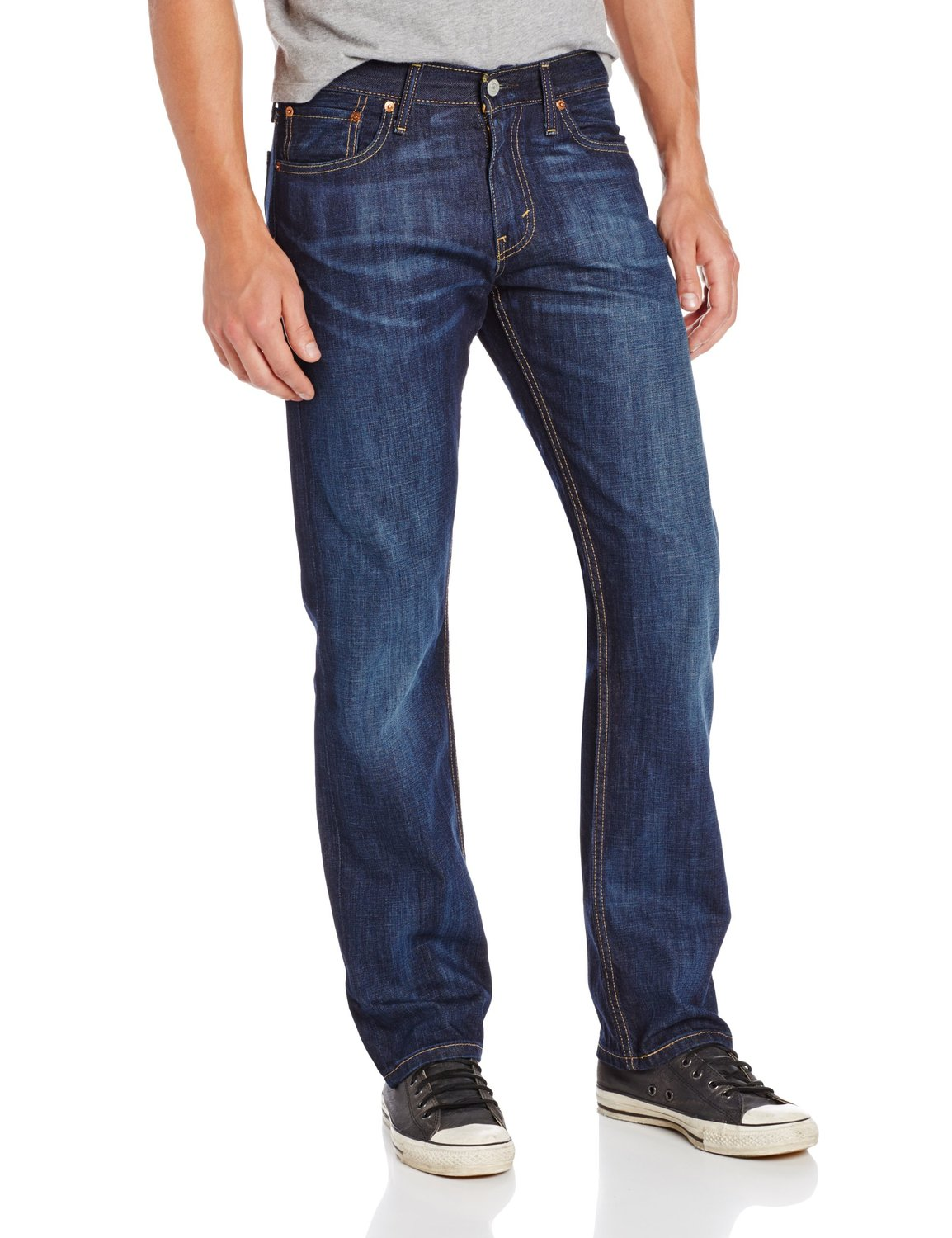 Jeans Levis Levis Mens 514 Straight Jean - Mens Urban Clothing
