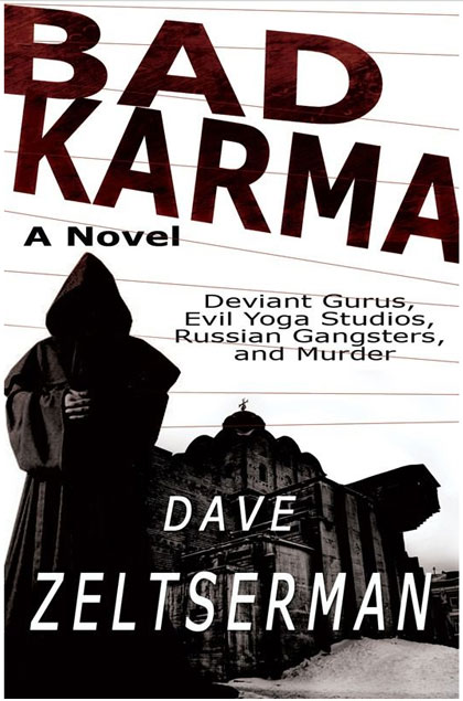 Bad Karma Dave Zeltserman Cover