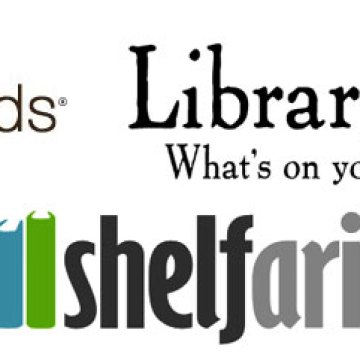 goodreads shelfari librarything