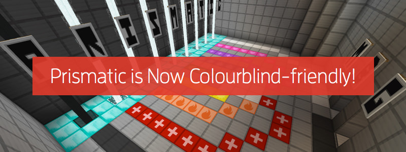 Prismatic is Now Colourblind-Friendly!