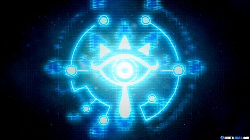 Mass Effect Animated Wallpaper Shiekah Slate Wallpaper 187 Mentalmars
