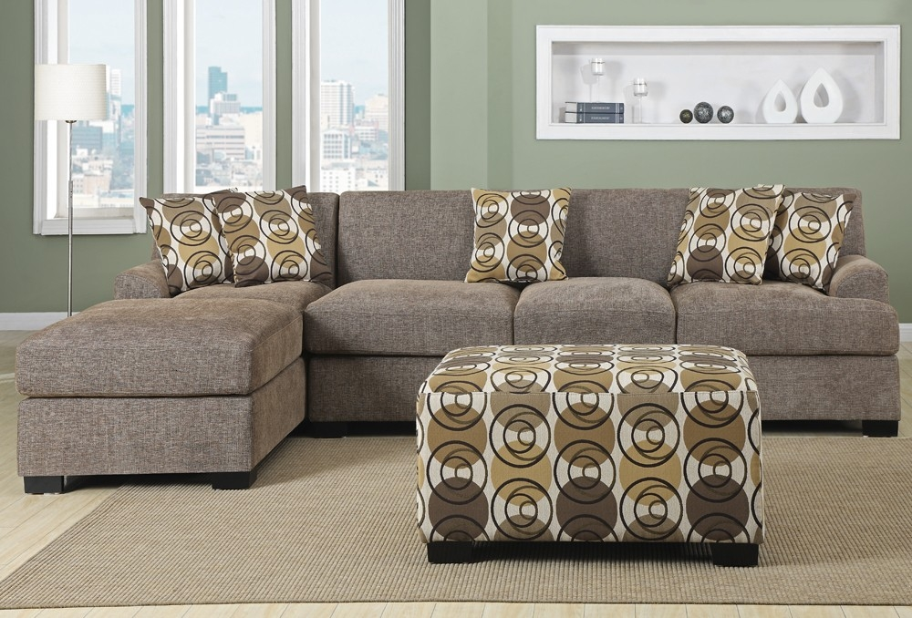 Sofas Nice Fabric 20 Best Collection Of L Shaped Fabric Sofas