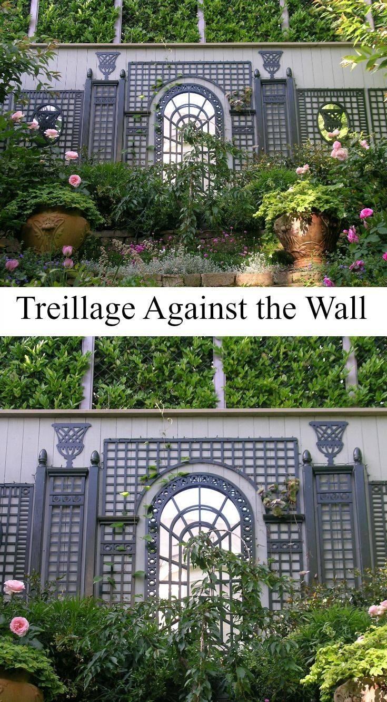 Fullsize Of Lattice Garden Wall