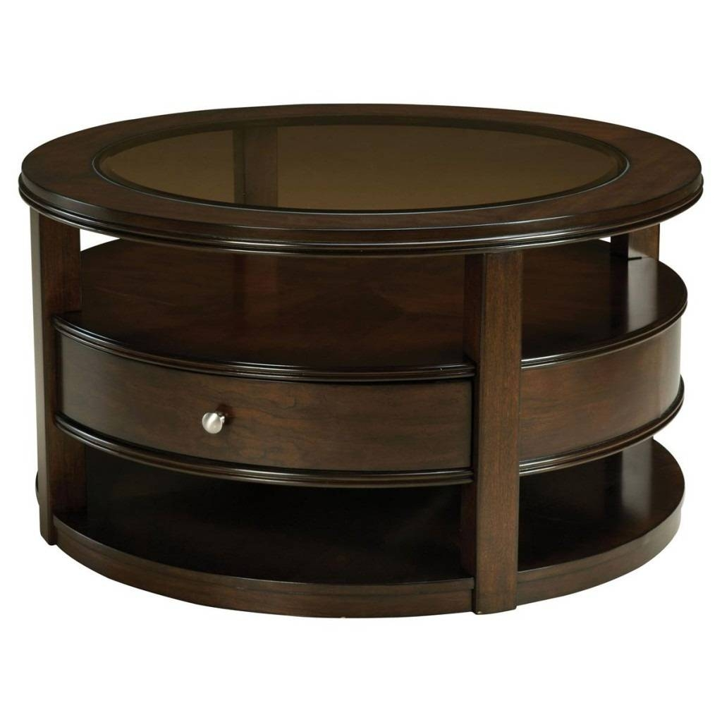 Round Coffee Table With Drawers 30 Best Ideas Of Small Coffee Tables With Drawer