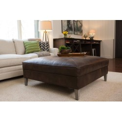 Small Crop Of Coffee Table Ottoman