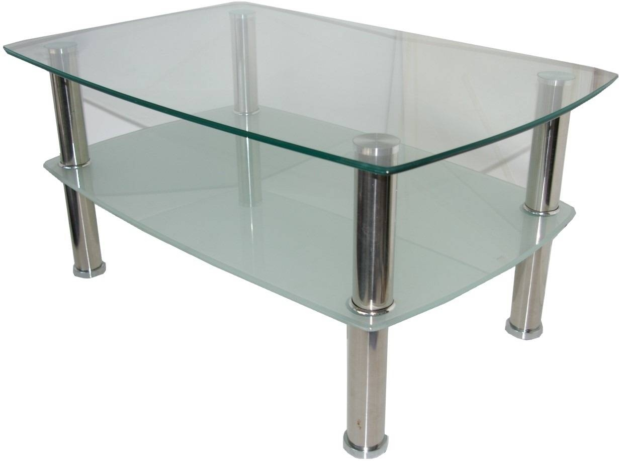 Chrome Coffee Table 30 Best Glass And Chrome Coffee Tables