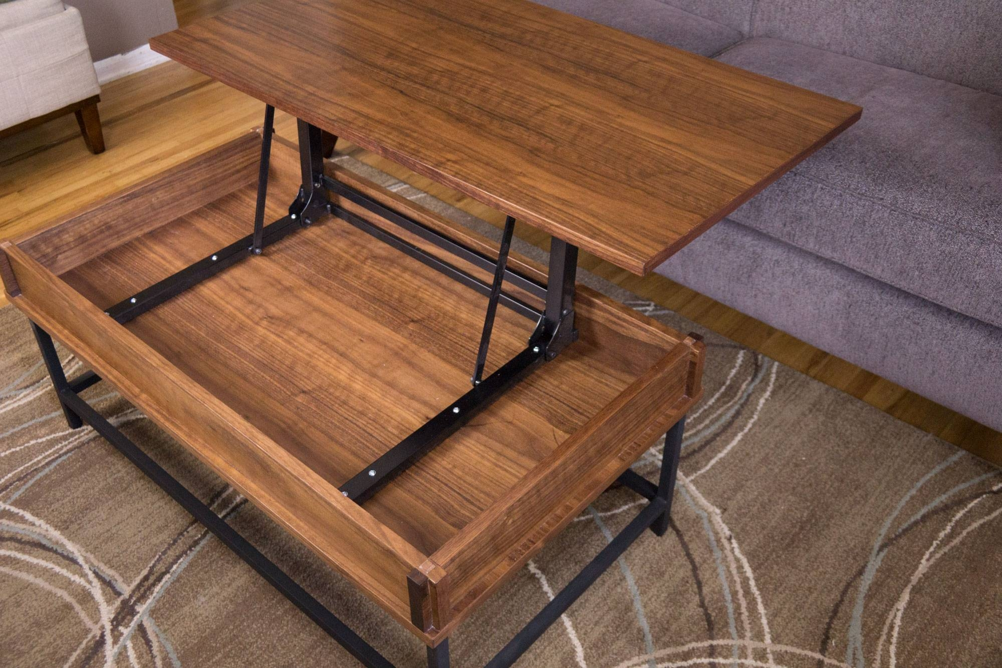 Raise Up Coffee Table The Best Lift Up Coffee Tables