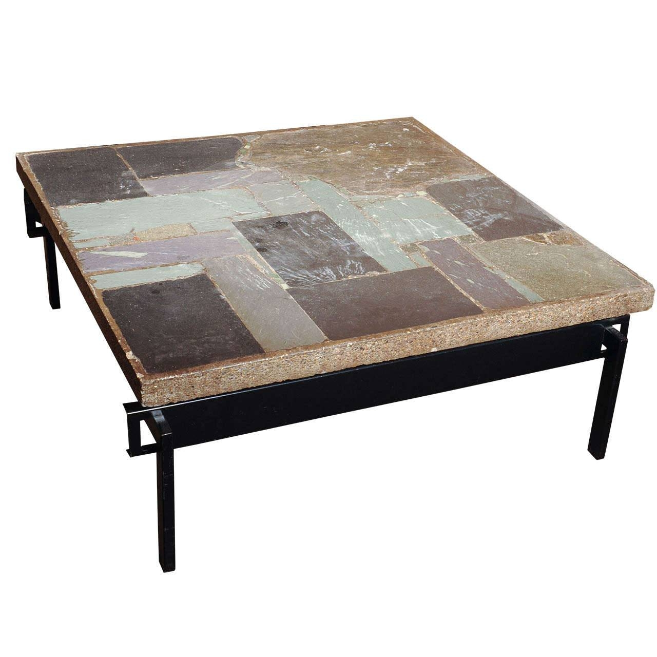 2018 Best of Square Stone Coffee Tables